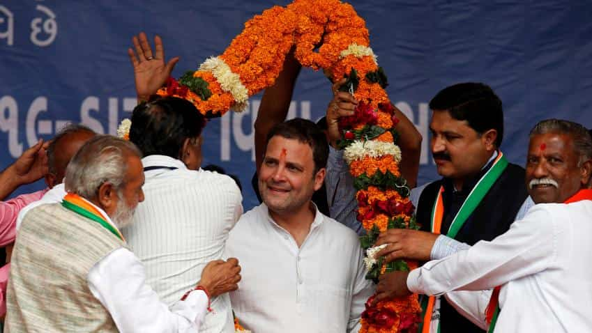 Rahul Gandhi appointed president of Congress party