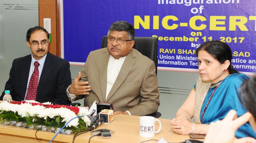 NIC-CERT centre formed to detect, prevent cyber attacks on govt networks