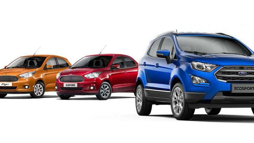Ford India To Hike Prices By 4 To Balance Rising Input Costs Zee