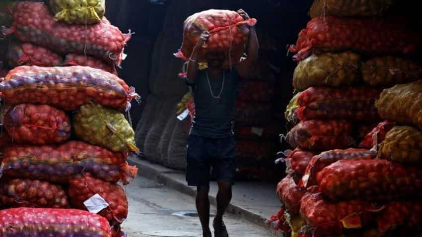 India's WPI inflation touches 8-month high of 3.93% in November