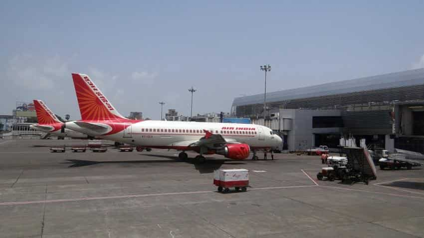 Delay of Air India flight leads to suspension of 3 staff members