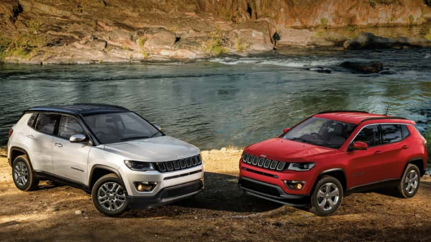 Fiat Jeep Compass sales cross 10K mark; prices to increase from Jan 2018