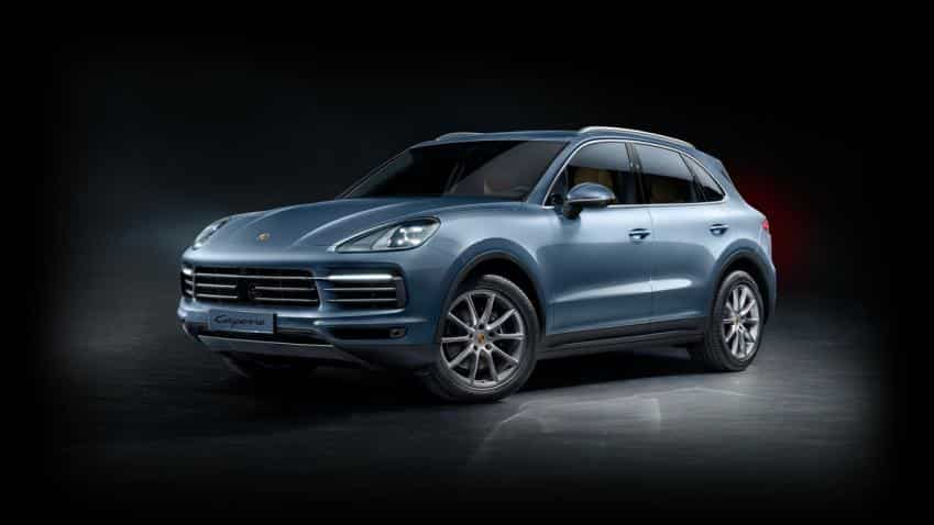 Porsche opens booking for 2018 Cayenne in India