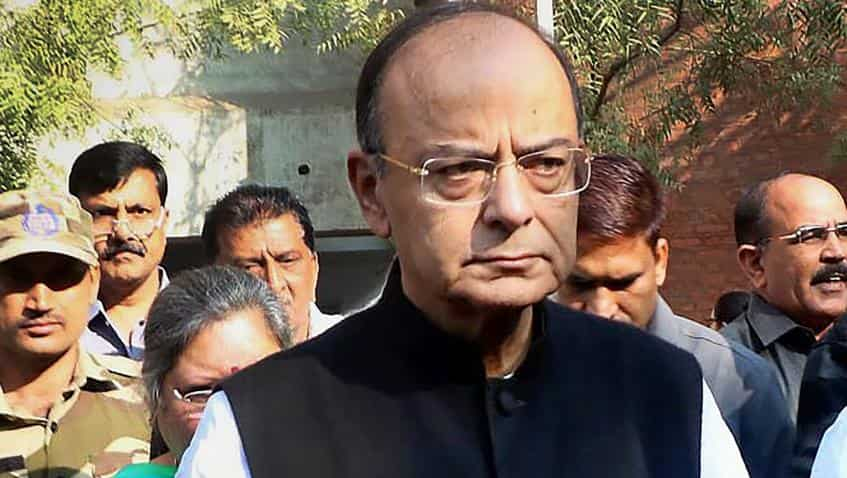 Need to continue momentum on building infrastructure: FM Jaitley