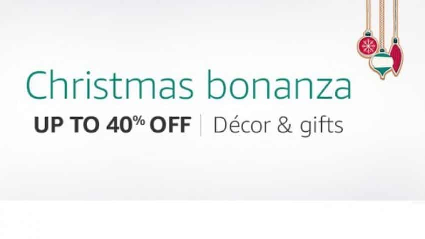Amazon hosts Christmas bonanza sale; up to 50% off on smartphones, headphones
