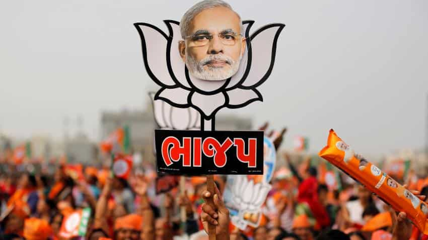 Poll results: BJP appears to retain Gujarat, win Himachal Pradesh