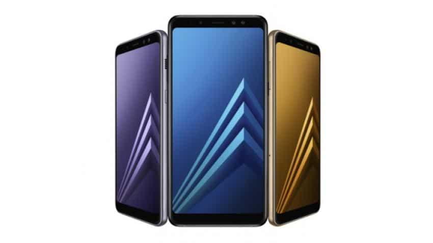 Samsung introduces new version of Galaxy A8(2018), Galaxy A8+(2018)