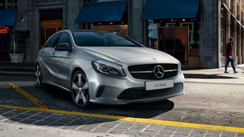 Mercedes Benz To Launch A Class In US Market Soon