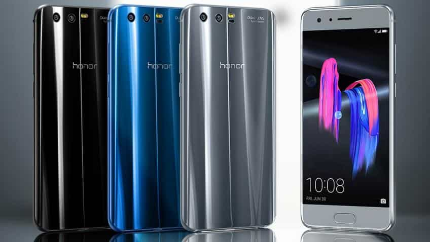 Huawei introduces Honor 9 Lite with four cameras