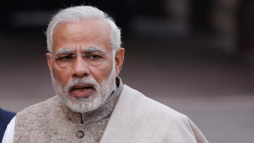 Modi's office urges use of Indian products after rails controversy