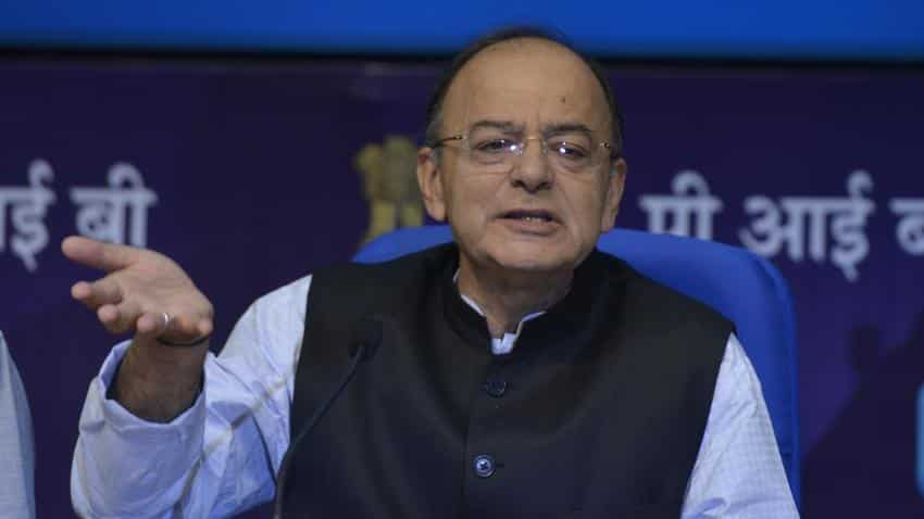 Open to improvements in Aadhaar-based privacy framework: FM Jaitley