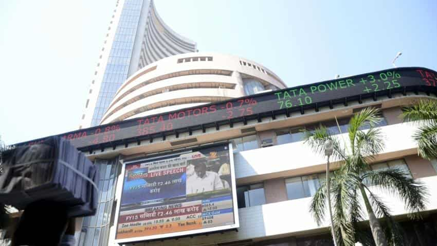 Sensex above 34,000, Nifty on new peak at 10,515