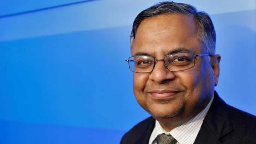Focus on simplification, synergy, scale: Chandrasekaran to Tata workers