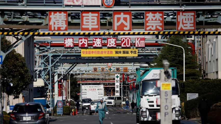 Japan's factories, retailers rev up, central bankers flag stimulus reduction