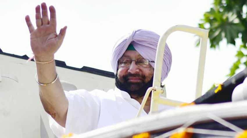 Amarinder Singh approves setting up of Punjab startup hub