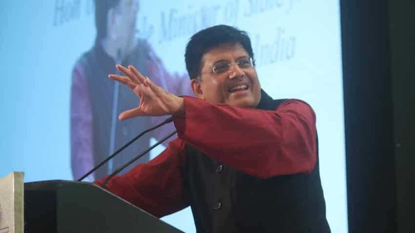 Coaches with anti-collision device to be built from 2018: Piyush Goyal
