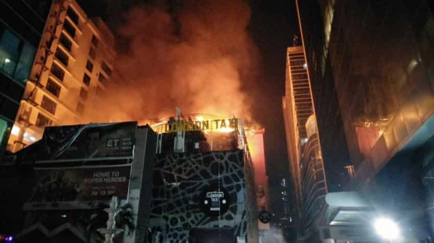 Probe on to ascertain what caused Mumbai pub blaze