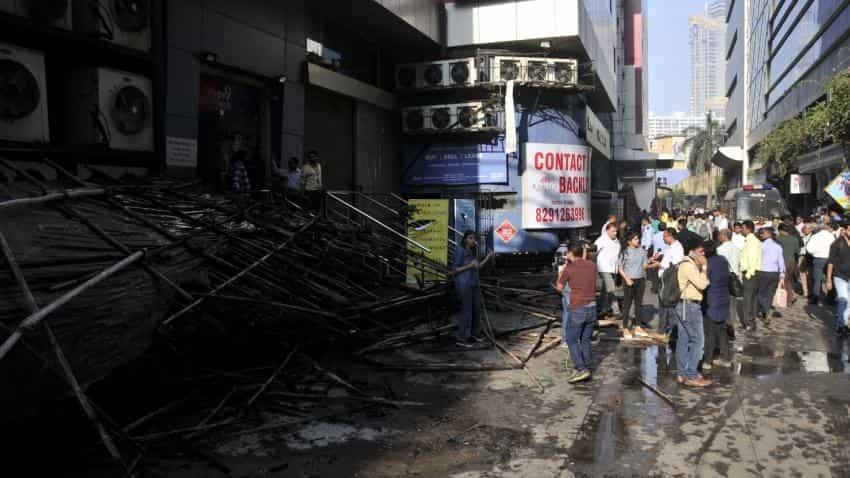 Pub fire: BMC cracks down on illegal structures at restaurants