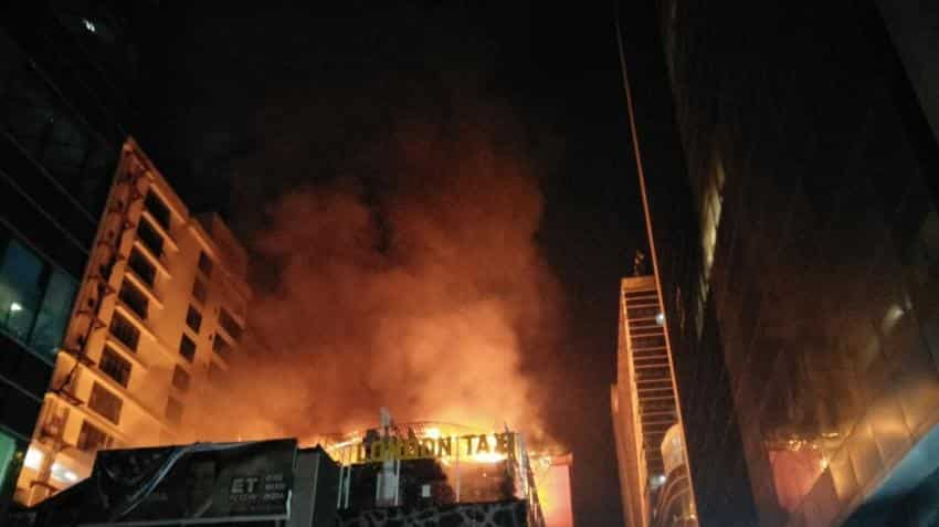 Lookout notices against 2 co-owners of pub which caught fire