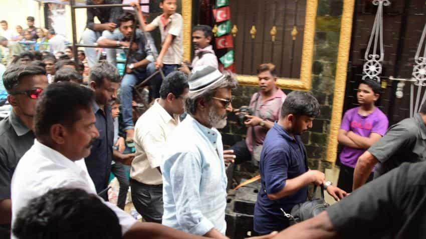 Tamil Nadu actor Rajinikanth announces political debut