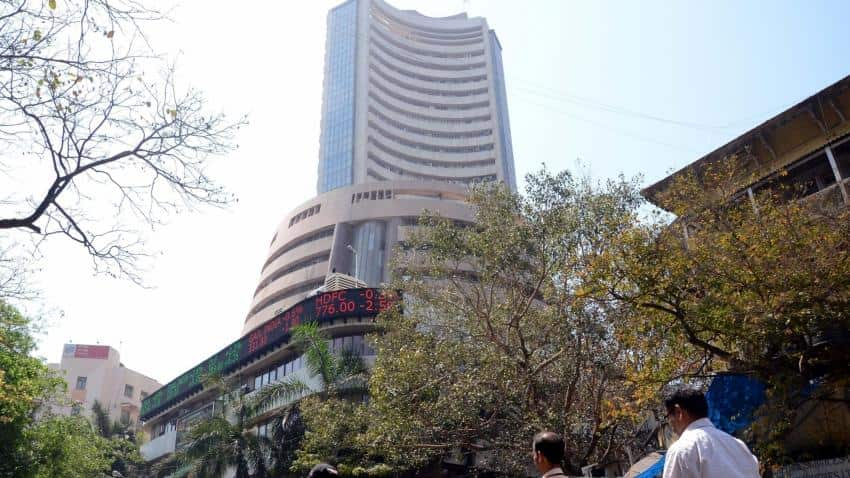 New Year 2018: Markets open flat; banking shares rally on BSE Sensex