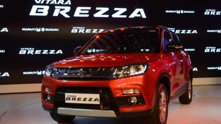 Maruti Suzuki's December sales up 10%