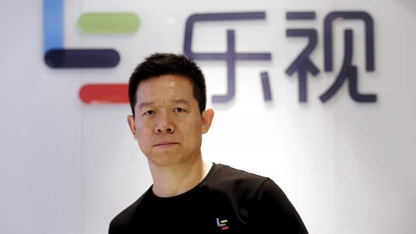 LeEco founder defies China return order, stays in US for car fundraising