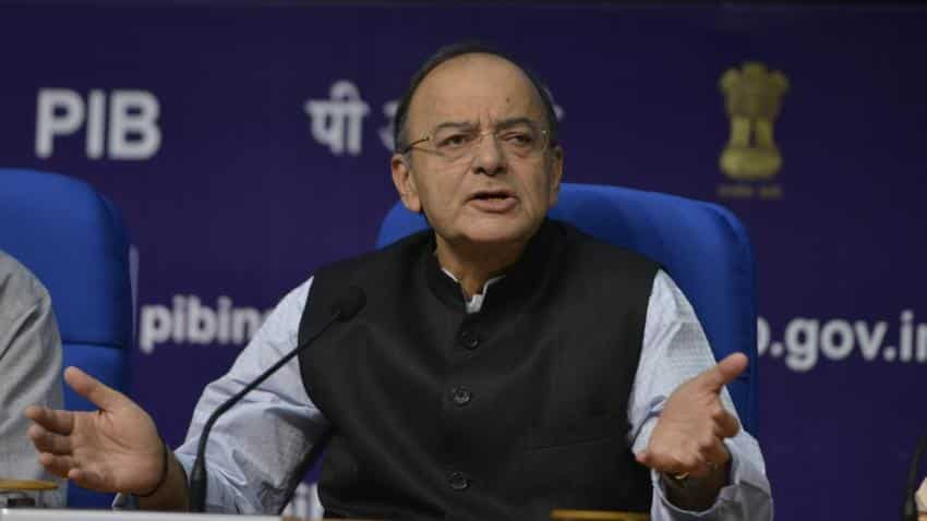 Doubts over bail-in provisions of FRDI Bill misplaced: Jaitley