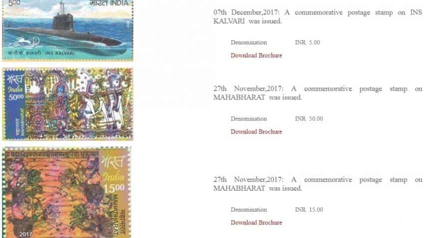 Fake postage stamps with a face value of Rs 10 crore seized