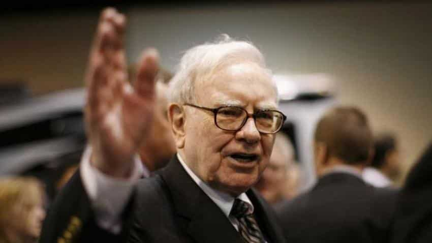 Warren Buffett proclaims optimism for America's financial future