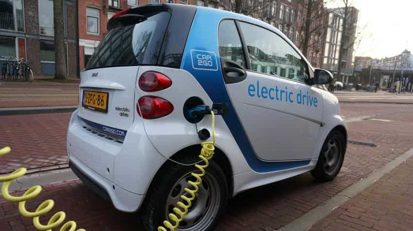 EESL to rollout 9,500 electric vehicles pan-India