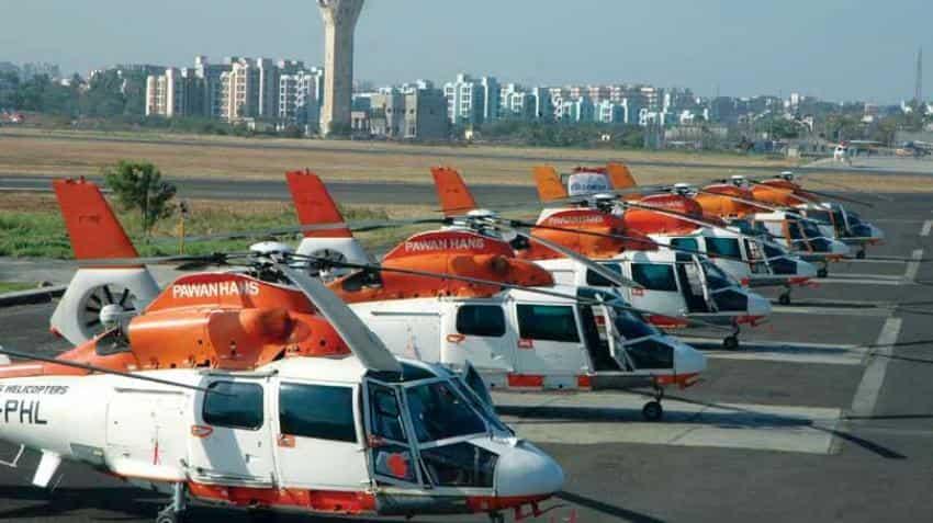 Pawan Hans chopper with 7 crashes off Mumbai, 3 bodies found