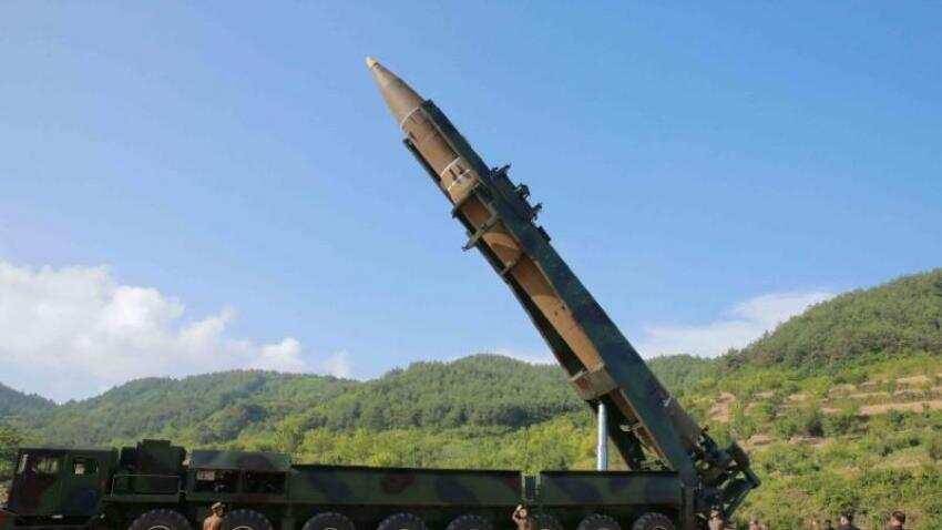 Panic after inbound missile alert goes off in error