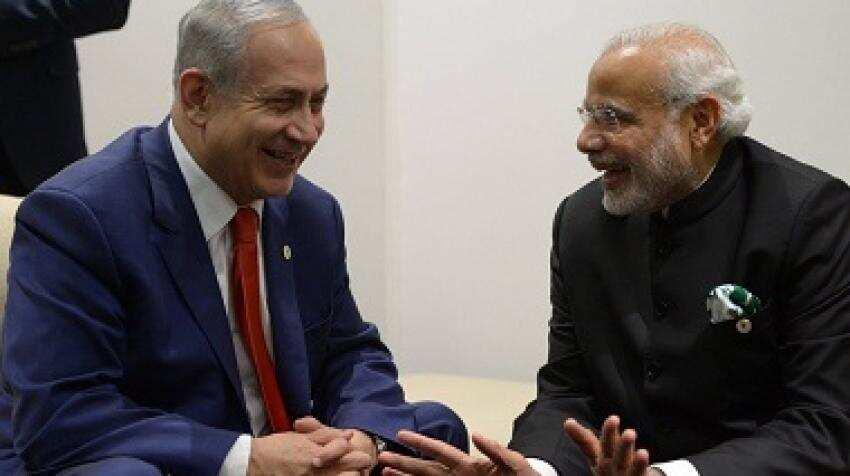 Modi breaks protocol as Netanyahu begins India trip
