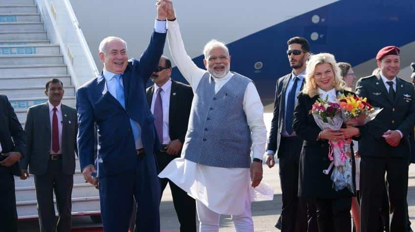 One UN vote can't change our relations: Benjamin Netanyahu to India