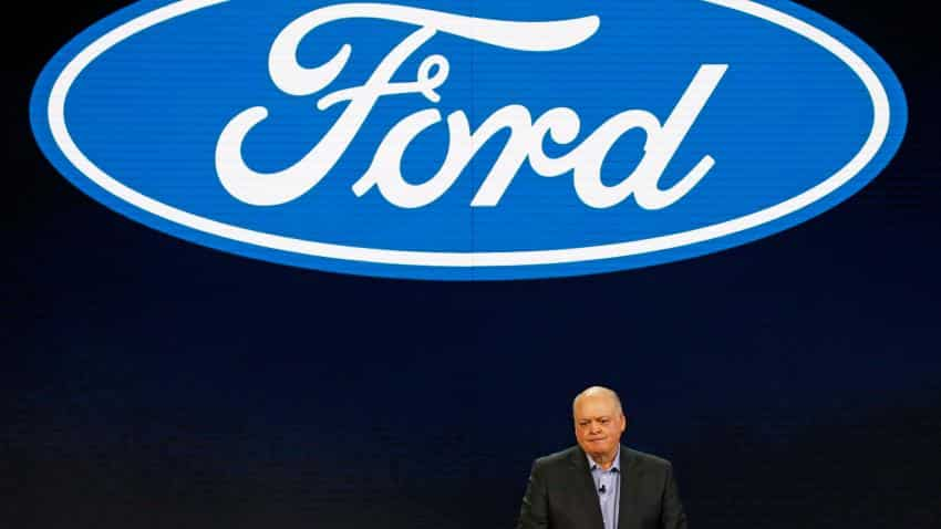Ford plans $11 billion investment, 40 electric vehicles by 2022