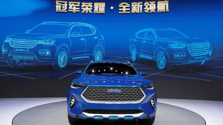 Factbox: China carmakers ramping up electric car investments