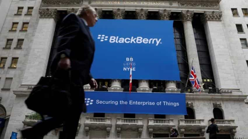 BlackBerry launches cybersecurity software for self-driving cars