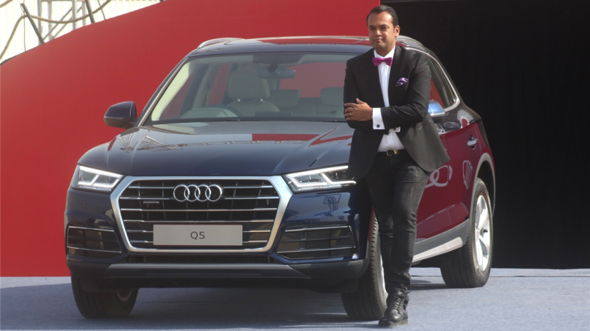 Can drive in EVs in India by 2020 if infra is ready: Audi
