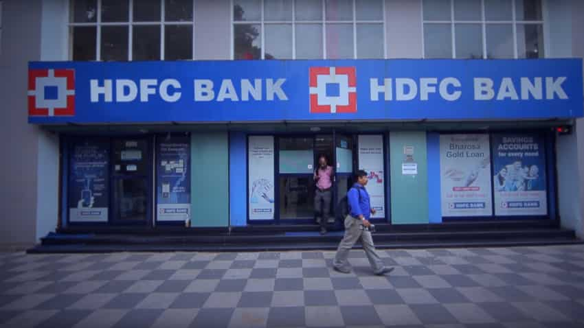 HDFC Banks Q3FY18 net profit rises by 20%; reports divergence of Rs 2,052 crore for FY17