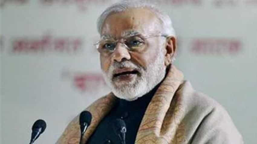 Modi says 'development' top agenda for Budget, bats for simultaneous polls