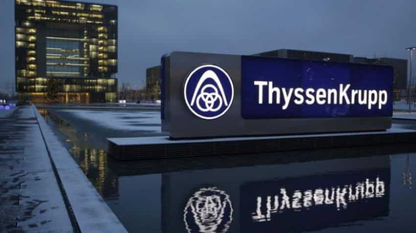 Thyssenkrupp pledges to review strategy with Tata Steel