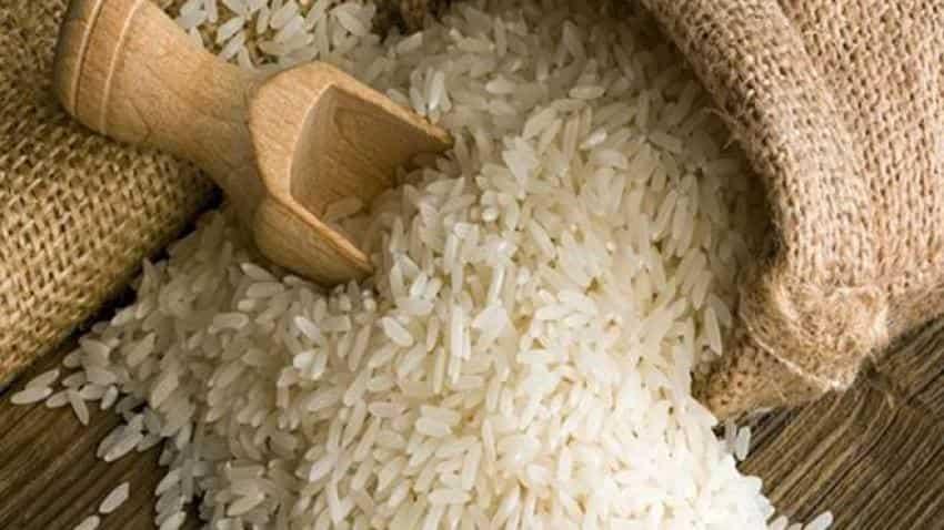 Rice basmati strengthens on increased offtake