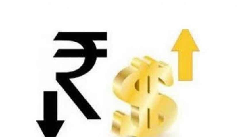 Rupee wobbles on gushing trade deficit woes amid rising crude