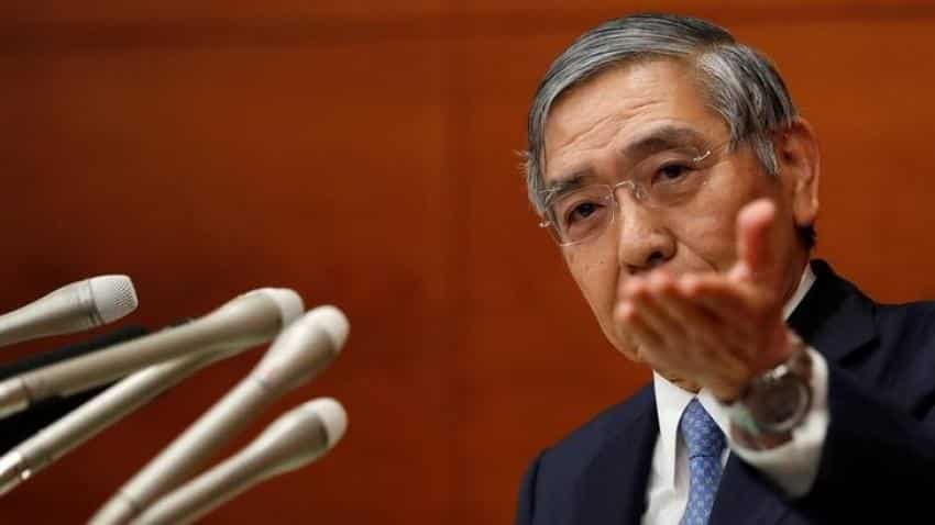 BOJ keeps policy unchanged, slightly more upbeat on inflation outlook