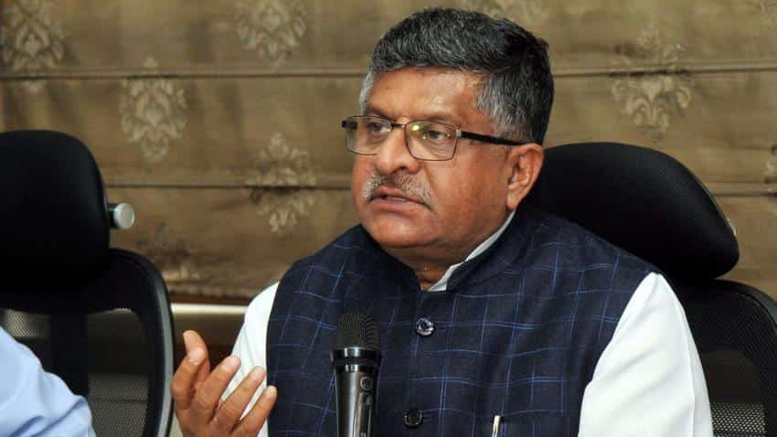 India, ASEAN should work together in digital arena: Ravi Shankar Prasad
