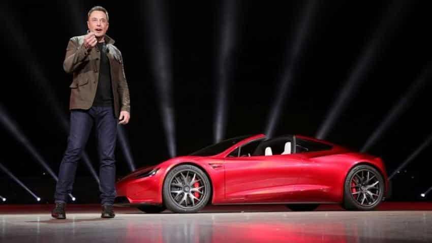 ElonMusk may get no salary unless Tesla hits milestones