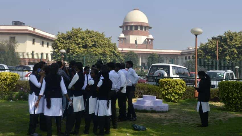 Supreme Court posers to those challenging legal validity of Aadhaar