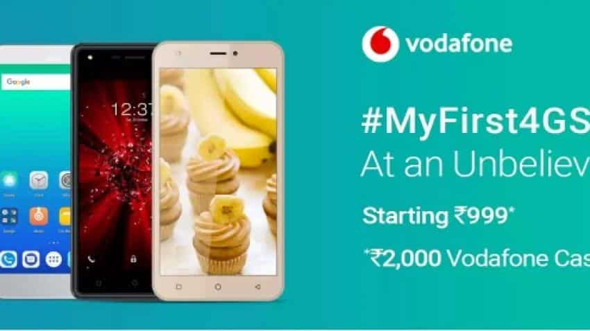 Vodafone partners with Flipkart to bring effectively priced 4G smartphone under Rs 1,000