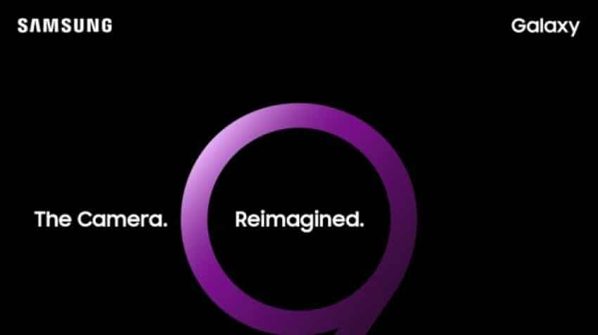 Samsung to unveil Galaxy S9, Galaxy S9+ on February 25